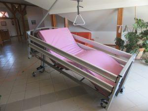 Kiváló minőségű elektromos betegágy, kórházi ágy, otthonápolási ágy